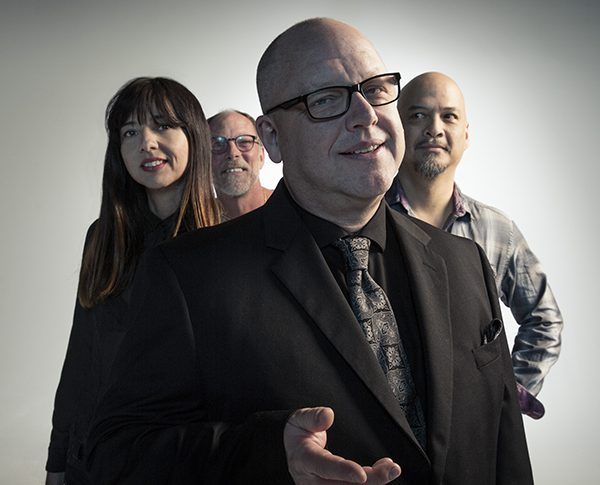 Pixies group photo by Travis Shinn
