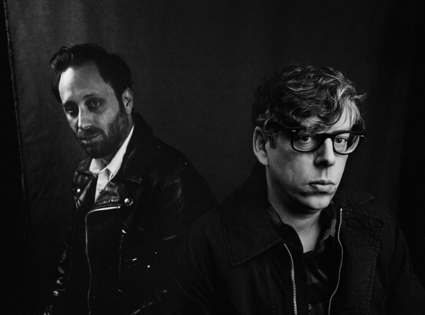 Dan Auerbach and Patrick Carney, members of the Black Keys