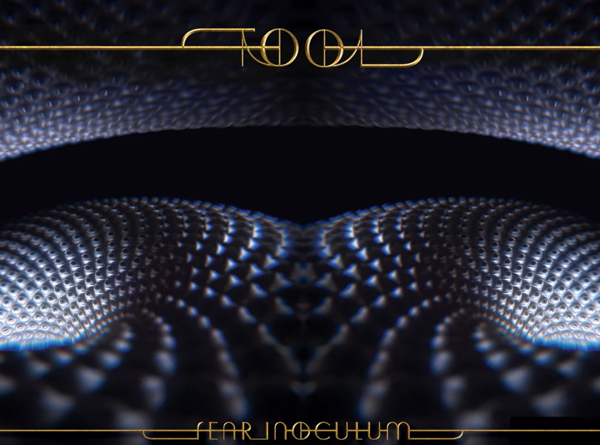 Tool Fear Inoculum Album Artwork