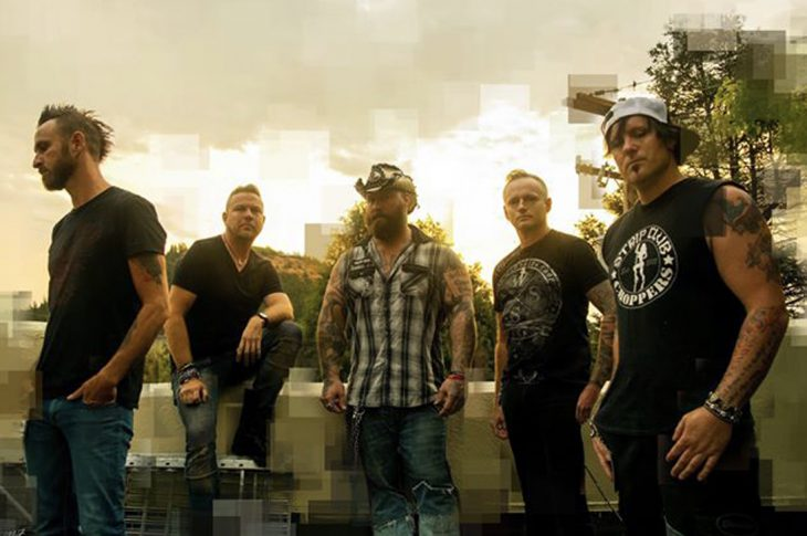Saving Abel 2019 band members