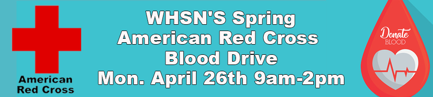 American Red Cross Spring Blood Drive